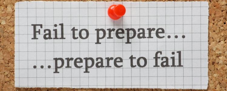 Fail to Prepare, Prepare to Fail - Corporate Videos